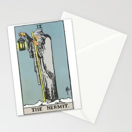 09 - The Hermit Stationery Cards