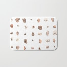 butts Bath Mat