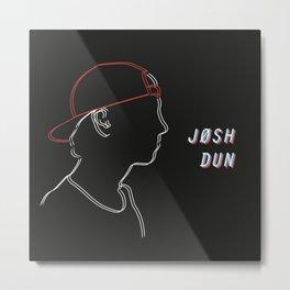 Josh Metal Print
