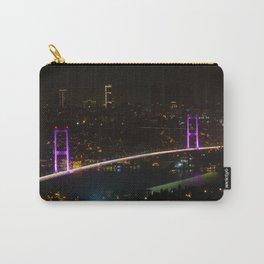 Bosphorus Bridge Carry-All Pouch