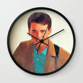 Duene Eddy, Music Legend Wall Clock