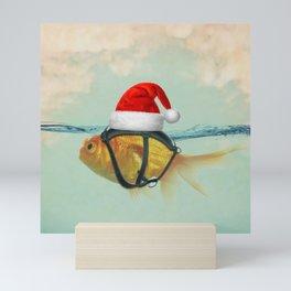A Brilliant Disguise Christmas Mini Art Print