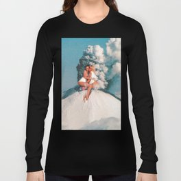 Eruptions 2 Long Sleeve T-shirt