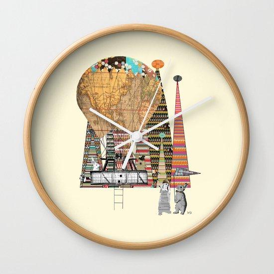 adventure days Wall Clock