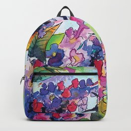 Drink up little bee Backpack