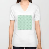 moroccan V-neck T-shirts featuring Moroccan XIV by Mr and Mrs Quirynen