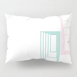 Rectangles Print Pillow Sham