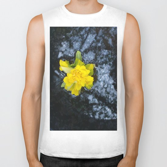 Narcissus, Oh such a Narcissus! Biker Tank