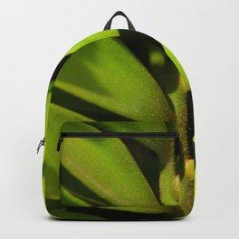 Vegetable balance - Green design Backpack