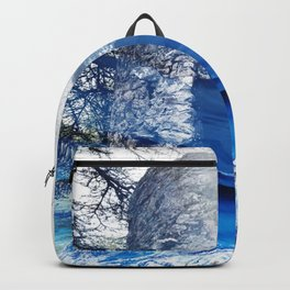 Blue Castle Backpack