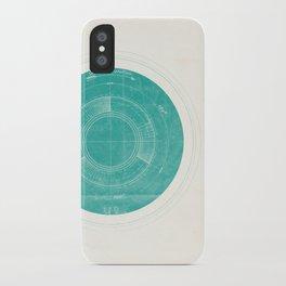Uranus I iPhone Case