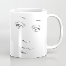 Le Visage Pâle (The Pale Face) Coffee Mug