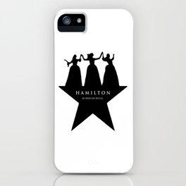 hamiltonmusical iPhone Case