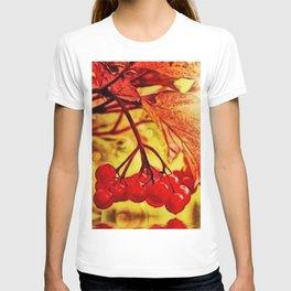 Honeysuckle Viburnum, Water's Edge T-shirt