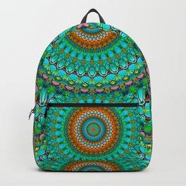 Geometric Mandala G388 Backpack