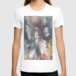 Abstract night T-shirt