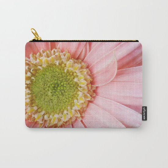 Flower #4 Carry-All Pouch