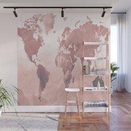 MAP-Freedom vibes worldwide  IΙ Wall Mural