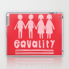 Equality Love II Laptop & iPad Skin