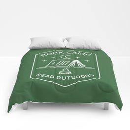 Book Camp Comforters
