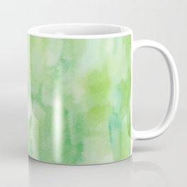 Watercolor abstract many color no.18 Coffee Mug