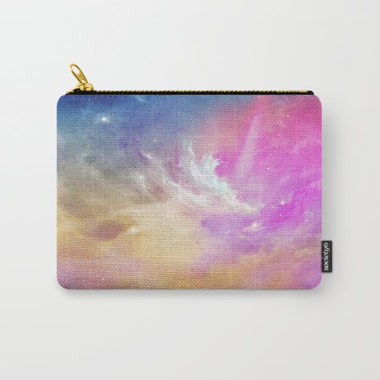 Galactic waves Carry-All Pouch