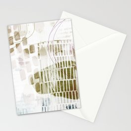 General Studies - neutrals Stationery Cards