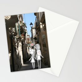 sicily with love Stationery Cards