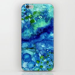 Kelp Forest iPhone Skin