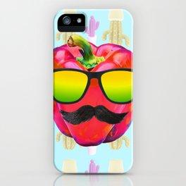 Papa Prika iPhone Case