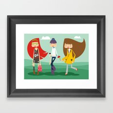 Kidults Framed Art Print