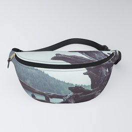 Gnarled Tree Roots Fanny Pack