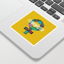 Feminista Sticker
