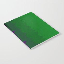Zigzag Notebook