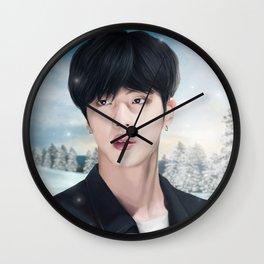 BTS Jin Wall Clock