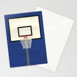Oakland Basketball Team III Stationery Cards