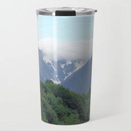 Breathtaking mountain view Travel Mug