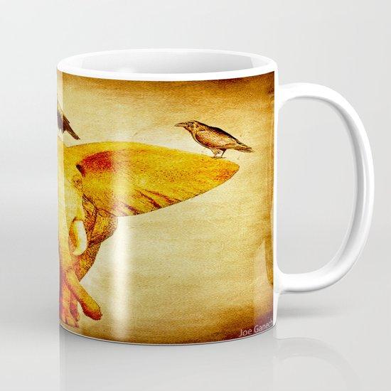 Perch of ravens Mug