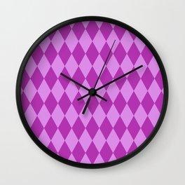 Pink Jess Wall Clock