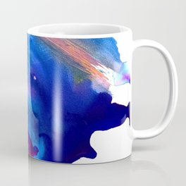 Danbury Abstract Watercolor Painting Coffee Mug