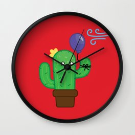 Cactus - Panicked Wall Clock