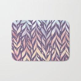 Watercolour Leaf VI Bath Mat