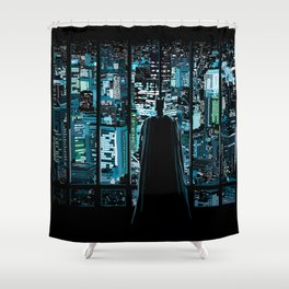 004. Ready To Believe In Good Shower Curtain