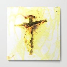 Jesus Christ 01 Metal Print