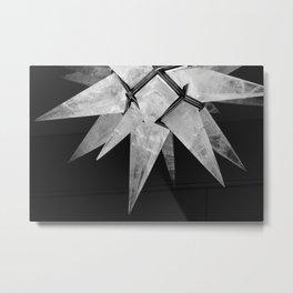 glass water Metal Print