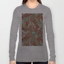 Ornate pattern Long Sleeve T-shirt