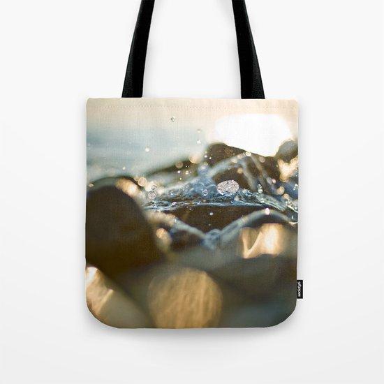 Glittering, shimmering ... Tote Bag