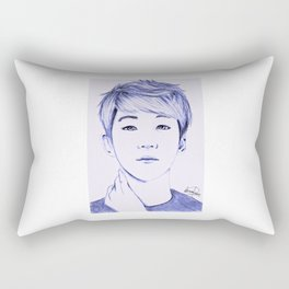 Byun Baekhyun Wolf Era Rectangular Pillow
