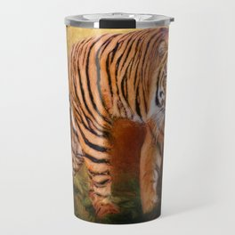Sumatran Tiger Travel Mug