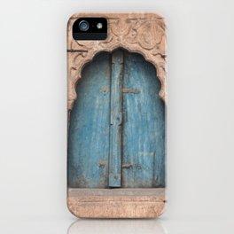 Doors Of India 2 iPhone Case